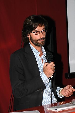 Nacho Mata från Gómez Carrera Asesores talade bland annat om företagsetablering i Spanien