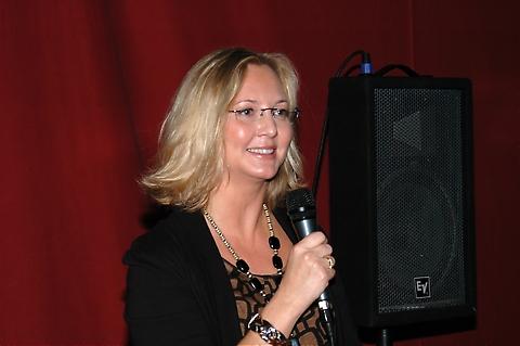 Marie Berggren från Banco Urquijo