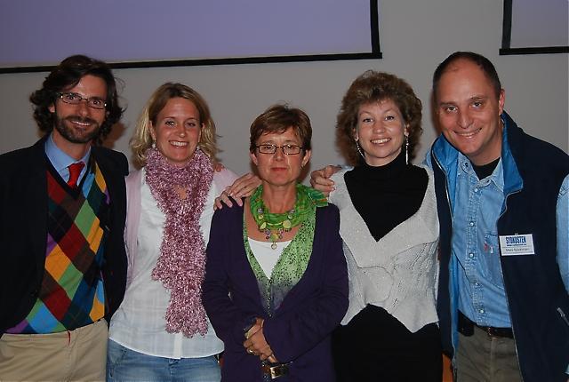 Nacho Mata, Málaga Sensaciones, Carin Osvaldsson, Sydkusten, Anna Berntsson och Anna Billqvist på Radio Solymar, samt Sydkustens chefredaktör Mats Björkman.