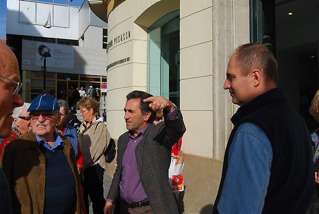 Foto från tvådagarsresan Málaga Sensaciones 11-12 december 2009.