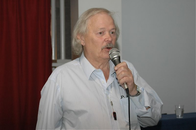 Bengt Sändh visade bilder och berättade om sina alltid personliga bildkompositioner, som han tagit både på Costa del Sol och i Andalusiens övriga hörn.