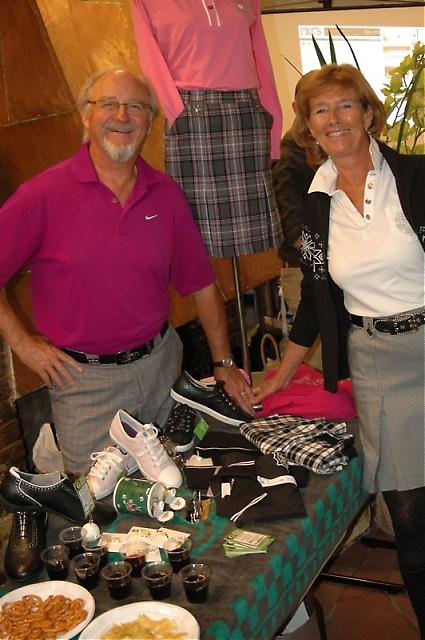Eva Gardiner från Marbella Classic Golf.