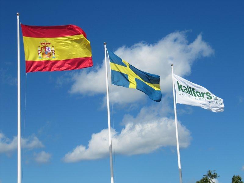 Sydkustens Spaniengolf III avslutades 19 juni med partävlingen på Kallfors GK.