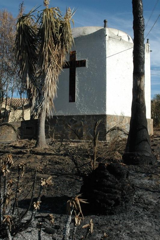 Ett kapell har haft &auml;nglavakt..!<br /><br />---<br /><br />Una capilla ha tenido suerte divina..!