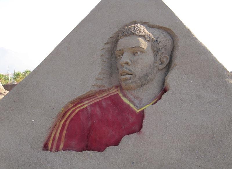 ...jo Barcelonas nyförvärv Jordi Alba.