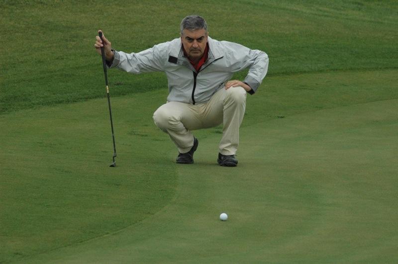 Torneo de golf de la Cámara de Comercio Hispano-Sueca 2012. (El Encín Golf, 27/9 2012). Patrocinado por ERICSSON, ELECTROLUX, SECURITAS y HOLMEN.