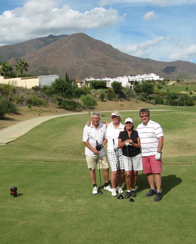 Manilva Open 2012 på Valle Romano Golf & Country Club