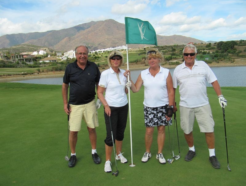 Manilva Open 2012 på Valle Romano Golf & Country Club