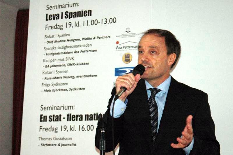 Den femte upplagan av Sydkustens Svenskdagar i köpcentret Parque Miramar i Fuengirola firades 19-20 oktober.