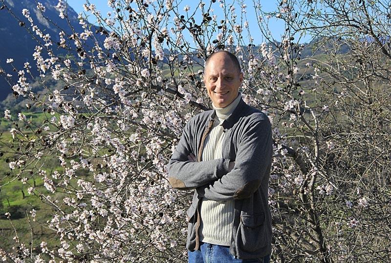 Sydkustens chefredaktör Mats Björkman.
