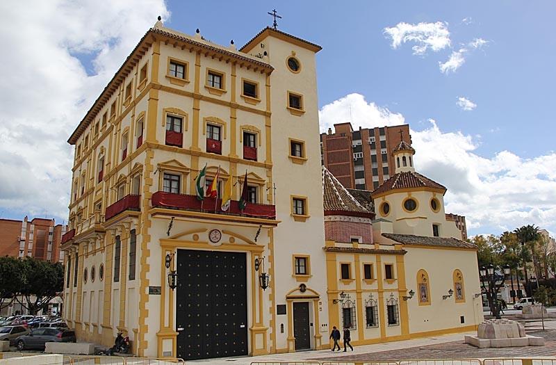 El Templo. La Expiracións hem är denna fina byggnad som Sydkustens deltagare exklusivt fick besöka.