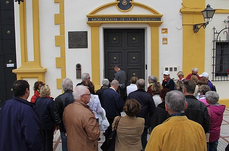 För fjärde året i rad arrangerade Sydkusten 24 mars (Palmsöndagen) Málaga Pasión, en påskresa till provinshuvudstaden. Foto: Richard Björkman