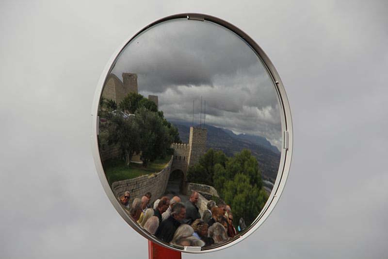 Sydkustens tredagarsresa til Jaén 5–7 november 2013.