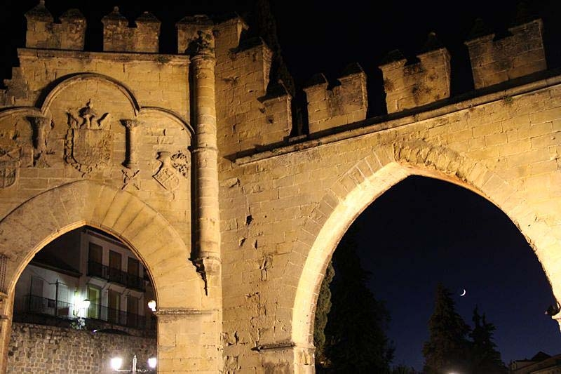 Besök i Baeza, förklarat kulturarv av Unesco.