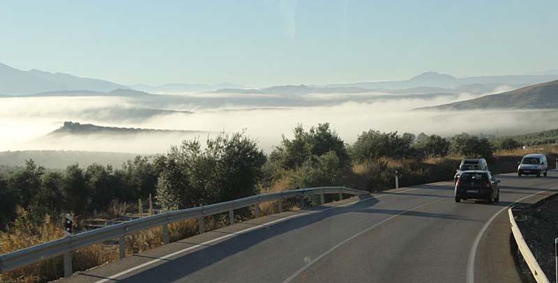 Resa till naturparken Sierras de Cazora, Segura y las Villas.