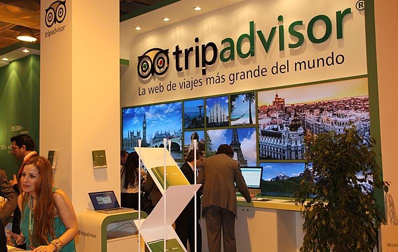 Tripadvisor är en av de största reseportalerna.