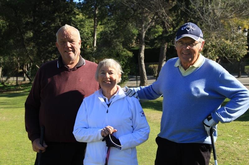 Kyrkgolfen spelades 23 februari 2014 på El Paraiso Golf, med nära 100 deltagare och en mängd sponsorer.