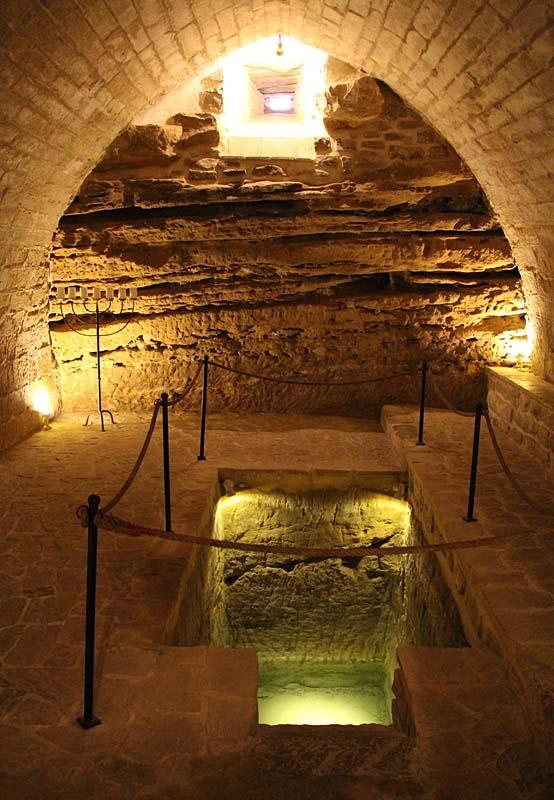 Besöket i Sinagoga del Agua är oförglömligt.