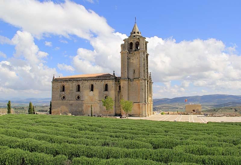 Kyrkan i fästningen hade länge en särställning.