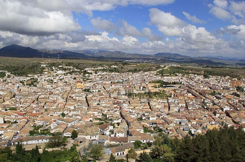 Alcalá La Real är en historisk handelsstad, med i dagsläget omkring 7 000 innevånare.
