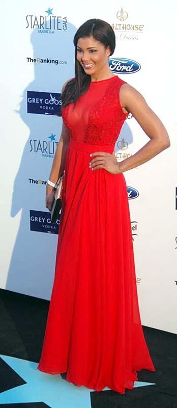 Miss Haiti 2010, Sarodj Bertin.