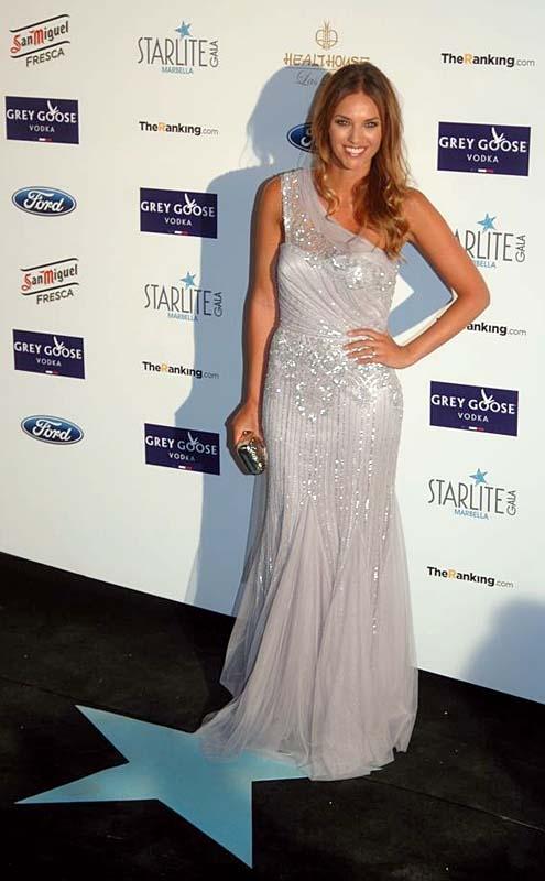 Miss Spanien och Miss Universum 2000 Helen Lindes.