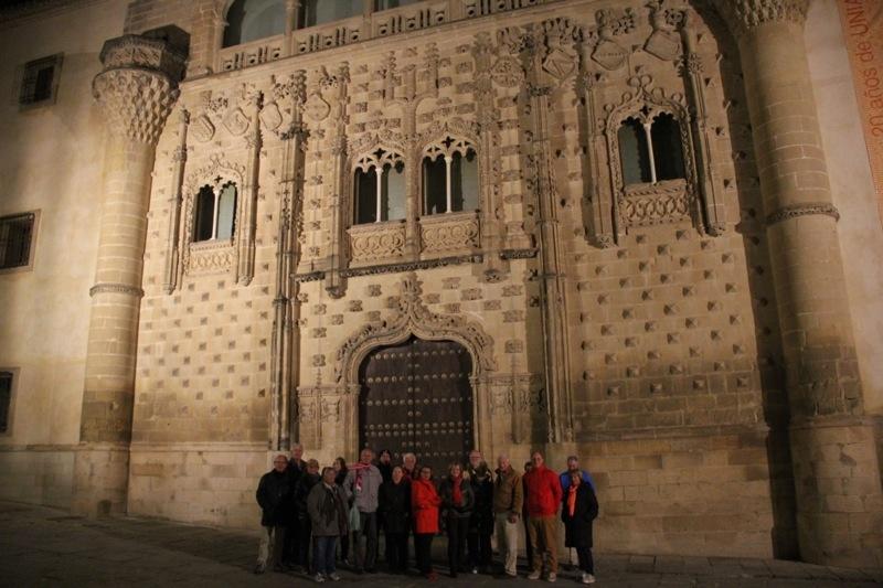 Foto från Sydkustens tredje resa till Jaénprovinsen, i samband med olivskörden 2014. BAEZA Fotograf: Richard Björkman