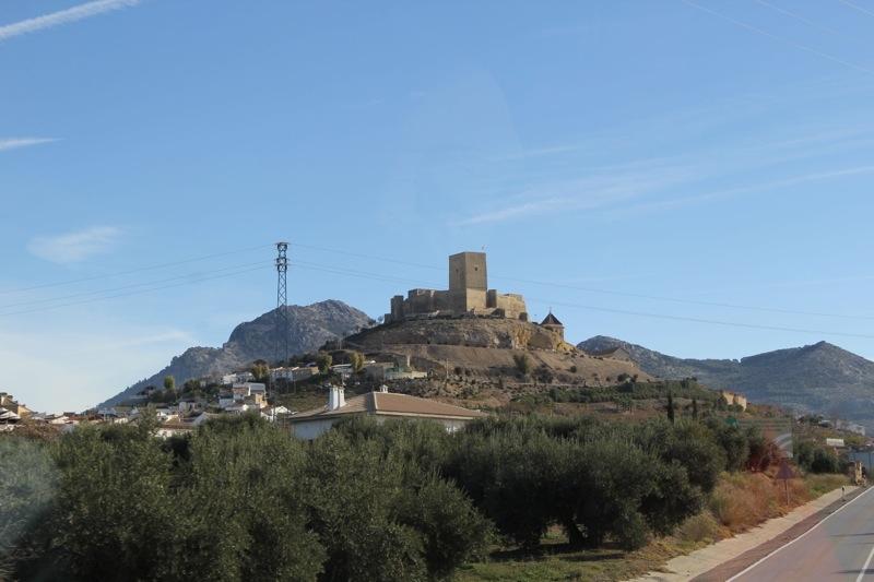 Foto från Sydkustens tredje resa till Jaénprovinsen, i samband med olivskörden 2014. ALCAUDETE Fotograf: Richard Björkman
