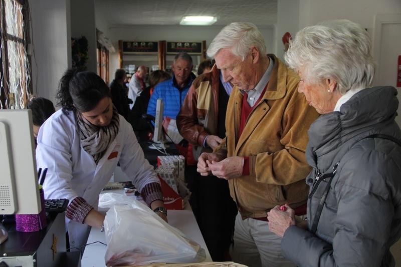 Foto från Sydkustens tredje resa till Jaénprovinsen, i samband med olivskörden 2014. DOÑA JIMENA (ALCAUDETE) Fotograf: Richard Björkman