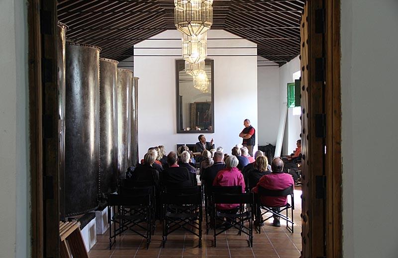 Historiska Olivgården La Almedina (Baeza) Foto: Richard Björkman