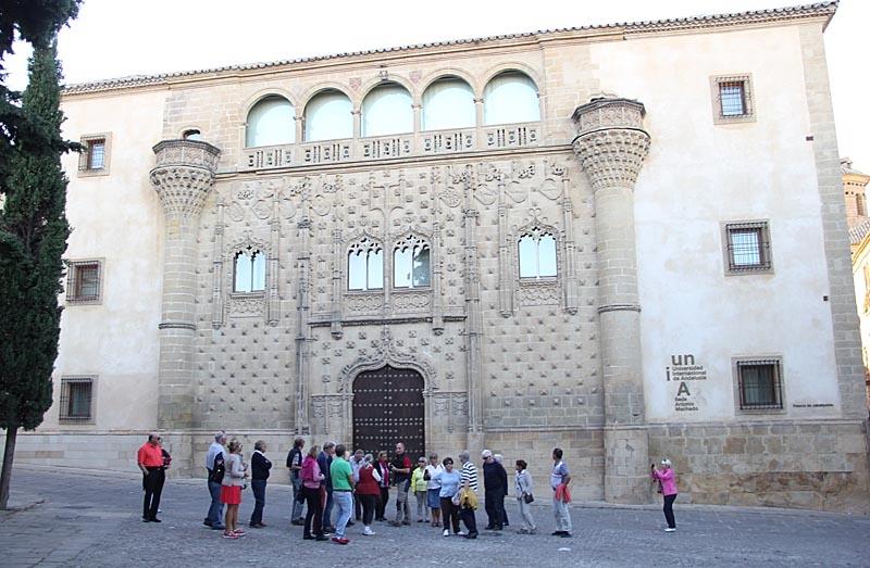 Sydkusten arrangerade 21-23 oktober 2015 den fjärde resan till Jaénprovinsen, med fokus på olivskörden.