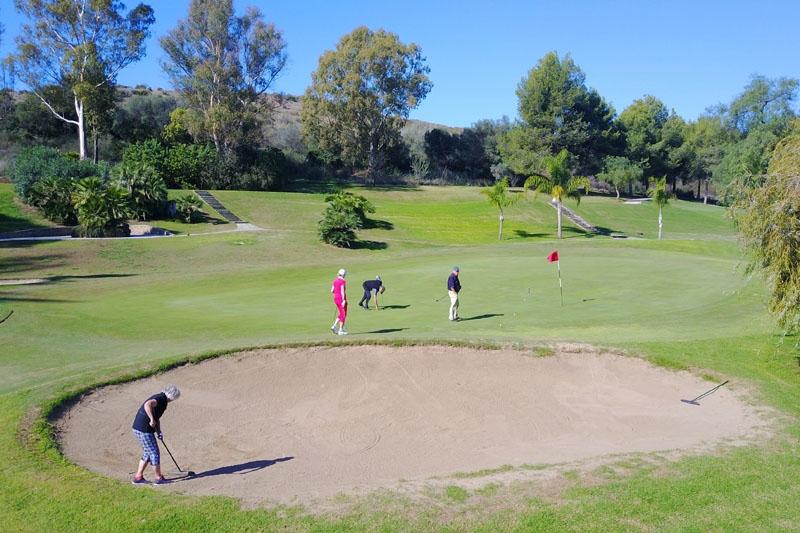 Sydkustens slaggolf spelades 10 november 2016 på El Paraiso Golf, i Estepona.