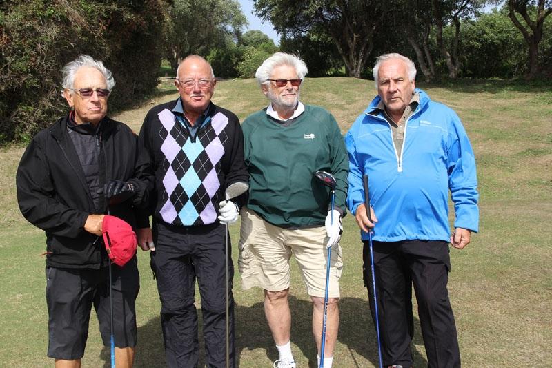 Den 24:e upplagan av Sydkusten Trophy spelades 15 mars 2017 på La Cañada Golf.