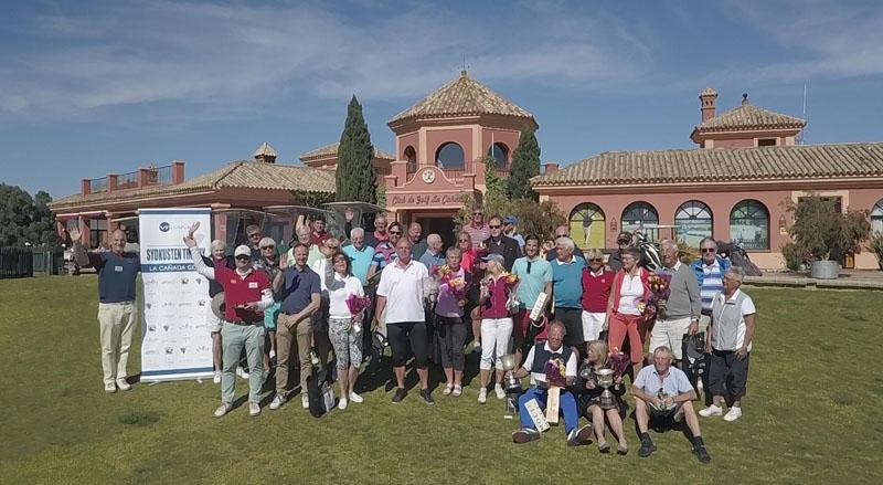 Den 25:e upplagan av Sydkusten Trophy fick skjutas upp drygt en månad och spelades 18 april på La Cañada Golf.