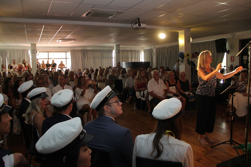 Studenten 2019 i Fuengirola. Foto: Richard Björkman/Sydkusten