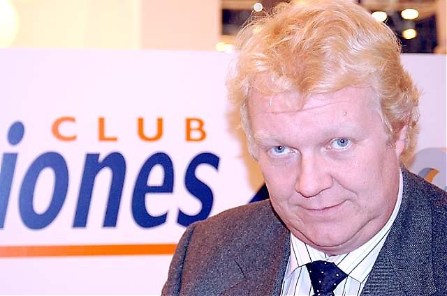 Johan Tyrén är VD för den spanska resebyrån Club de Vacaciones.