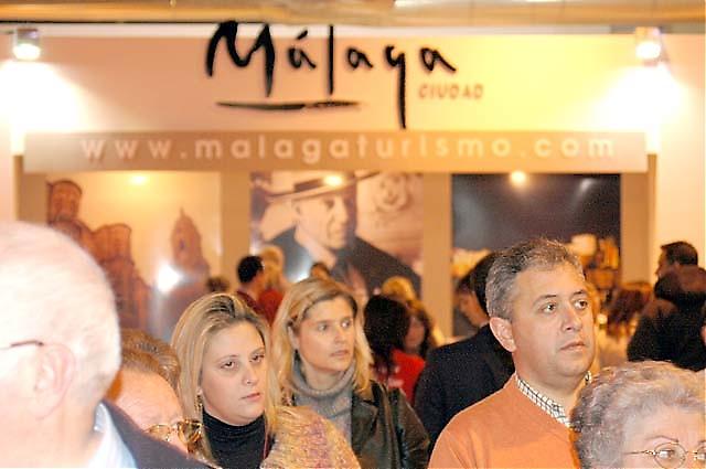 Málagas främsta affischnamn är naturligtvis Picasso.