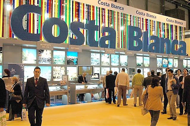 Till skillnad från Costa del Sol råder i Costa Blanca tillräckligt stor politisk enighet för att kunna marknadsföra det gemensamma kustnamnet med en ordentlig monter.
