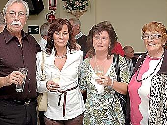 Jan Ljungquist, Eira Nilsson, Ulrika Åhlenström och Britta Rammås.