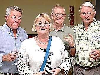 AHN i Nerja och Almuñécar samt Club Nórdico sålde en stor mängd biljetter och bidrog till succén.