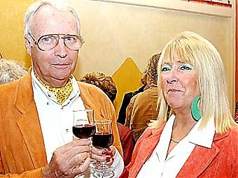 Claes och Lena Wallin.