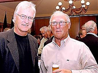 Ronald Österdahl och Olle Sandberg.