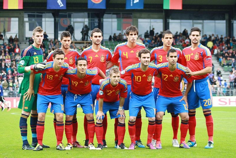 Spanska U21-landslaget har precis som seniorerna radat upp två raka EM- titlar. 238c3beeffb10