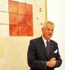 Johan af Klint, ordförande i stiftelsen, är mycket glad över det intresse utställningen väcker.