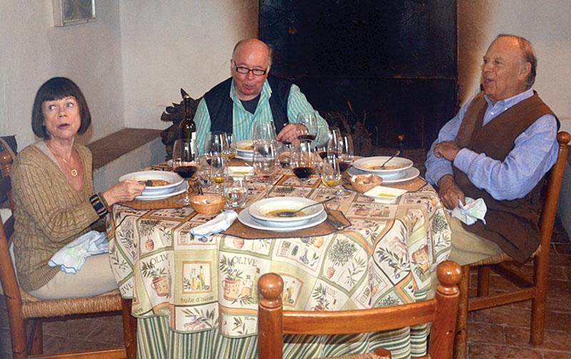 Himmelsk provsmakning med lunch hos Marqués de Griñón, utanför Toledo.