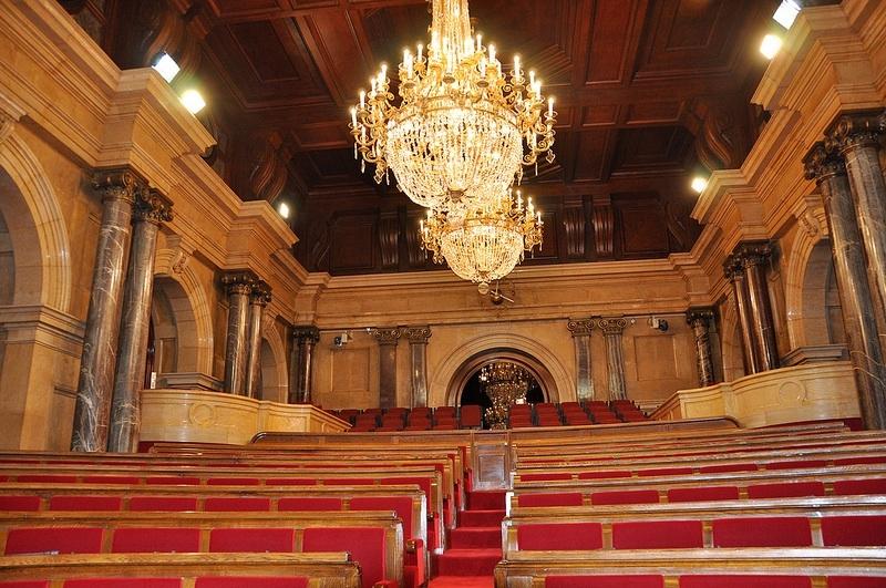 Det katalanska regionalparlamentet har antagit en ansökan vars syfte är att lämna riksparlamentet i dålig dager. Foto: Xena´s pics