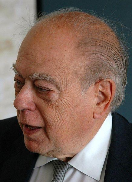 Jordi Pujol var regionalpresident i Katalonien 1980-2003.