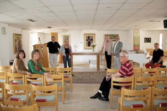 Kyrkoföreningens styrelse är stolt över utmärkelsen Årets svenskar på Costa del Sol och delar den med alla som på ett eller annat sätt stöttat kyrkan de senaste tre åren.
