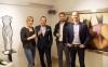 Amanda Englund, Henrik Sörensson, Ruben Larsson och Per Sörensson.