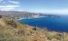 Det är värt att ta en extra rundtur från Cerro Gordo och njuta av vyn över La Herradura.